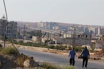 Aid Trucks Bombed In Syria Near Aleppo, Monitor Says