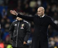 Something is wrong, admits Zidane