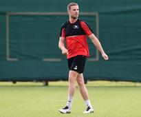 Henderson on bench for Europa League final