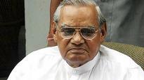 Aligarh: BJP mayor Shakuntala Bharti refers to former PM Atal Bihari Vajpayee as 'deceased'