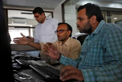 Sensex ends FY18 with 11.30% gain; investors richer by Rs 20.70 lakh cr