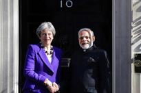 Modi, May hold talks on redefining and infusing new energy into ties post-Brexit