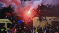 Champions League: One arrested as violence breaks out before Liverpool v/s Roma game