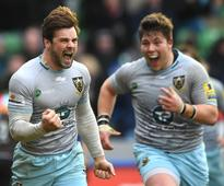 Late Foden try sinks Quins