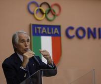 Italian Olympic Committee suspends Rome's 2024 bid ...