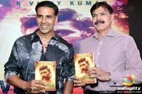 Akshay Kumar launches book on Veerappan