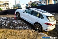 Porsche Cayenne Off-Roading Experience At The Adventure Trail