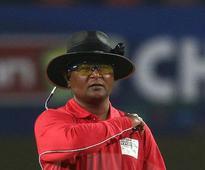 India Vs England: Under-fire umpire Shamshuddin steps down from 3rd T20I