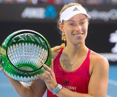 Tennis round-up: Kerber wins Sydney International