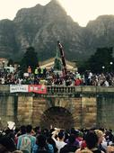 Rhodes statue removed from University of Cape Town