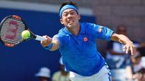 Tennis: Nishikori into US Open second round