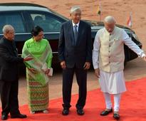 India, Myanmar to build bridges, sign pact for 69