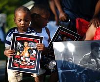 'Tremendous bolt of lightning': World says goodbye to Muhammad Ali