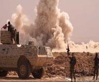 60 IS militants killed in Iraq's Mosul