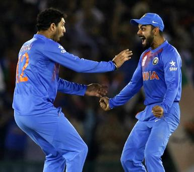 Yuvraj's contribution to Indian cricket has been outstanding: Kohli