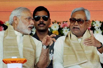 Short-lived friendship? Nitish opposes Centre's questionnaire on Uniform Civil Code