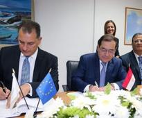 Cyprus, Egypt sign gas supply deal