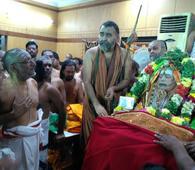 Vijayendra Saraswathi succeeds Jayendra Saraswathi as Kanchi Sankaracharya
