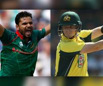 ICC Champions Trophy 2017, Australia vs Bangladesh, Live cricket score and updates: Tigers lose 2nd wicket, Kayes falls