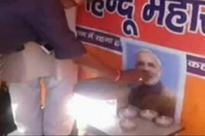 Modi Has Betrayed Us, Stung Like a Snake: Hindu Mahasabha