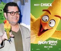 Comedians Josh Gad, Danny McBride breathe life to Angry Birds