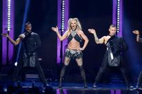 Britney Spears was back to her best as she hit the stage at the iHeartRadio Music Festival