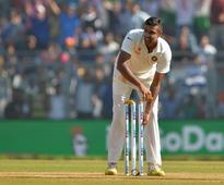 Herath replaces Ashwin at second spot in Test Rankings