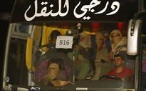 US air strikes block convoy of Isil fighters being evacuated under Hizbollah deal