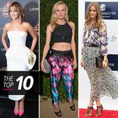 Top Ten Best Dressed This Week: Jennifer Lawrence, Diane Kruger, Ol