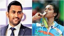 Padma Awards: MS Dhoni, Sakshi Malik & PV Sindhu among front runners