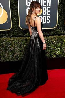 Golden Globes 2018: Is Dakota Johnson the best dressed? VOTE!