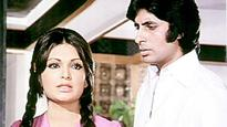 FLASHBACK: When Parveen Babi CLAIMED Amitabh Bachchan wanted to kill her!