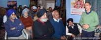 Speaker convenes public meet, takes stock of people's problems
