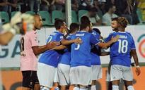 Goldaniga own goal hands Juve 1-0 win at Palermo