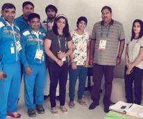 Rio Olympics: Abhay Singh Chautala's Presence In Games Village Raises Few Eyebrows