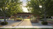A 21st-century village green offers easy lifestyle