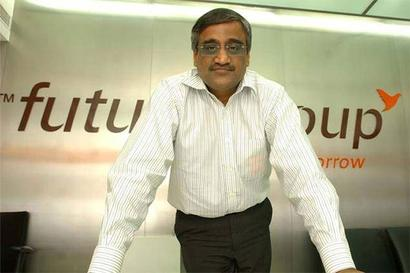 How Kishore Biyani plans to reinvent the Future group