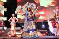 India's Lopamudra Raut is second runner-up in Miss United Continents