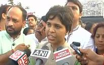 Denied entry at Haji Ali, Trupti Desai detained by police, later released