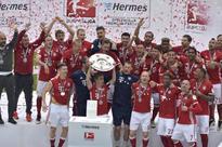 Bayern Munich Schedule 2016-17:...