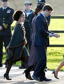 Middletons on the move: Carole, Pippa join Kate