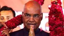 Political parties slam Congress for commenting on Kovind