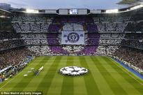 Real Madrid beat Manchester United and Barcelona to title of highest-earning club