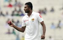 Sri Lanka's Shanaka fined for changing condition of ball