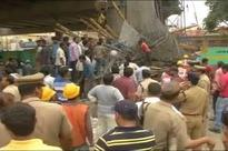 Lucknow: Metro construction project collapses; one dead, eight injured