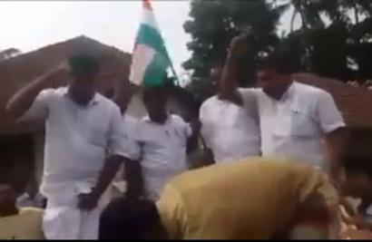 Youth Congress suspends 3 members for slaughtering calf in public