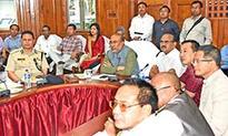 Manipur CM reviews 'Go to Village' mission