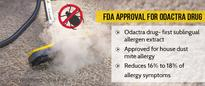 Odactra Drug - First Sublingual Allergen Extract for House Dust Mite Allergy Approved by FDA