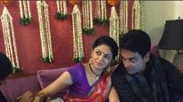 Kavita Kaushik's wedding: Look who was her bridesmaid!