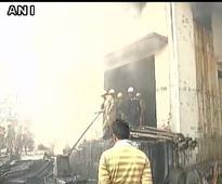 Delhi: SG Transport Nagar fire brought under control